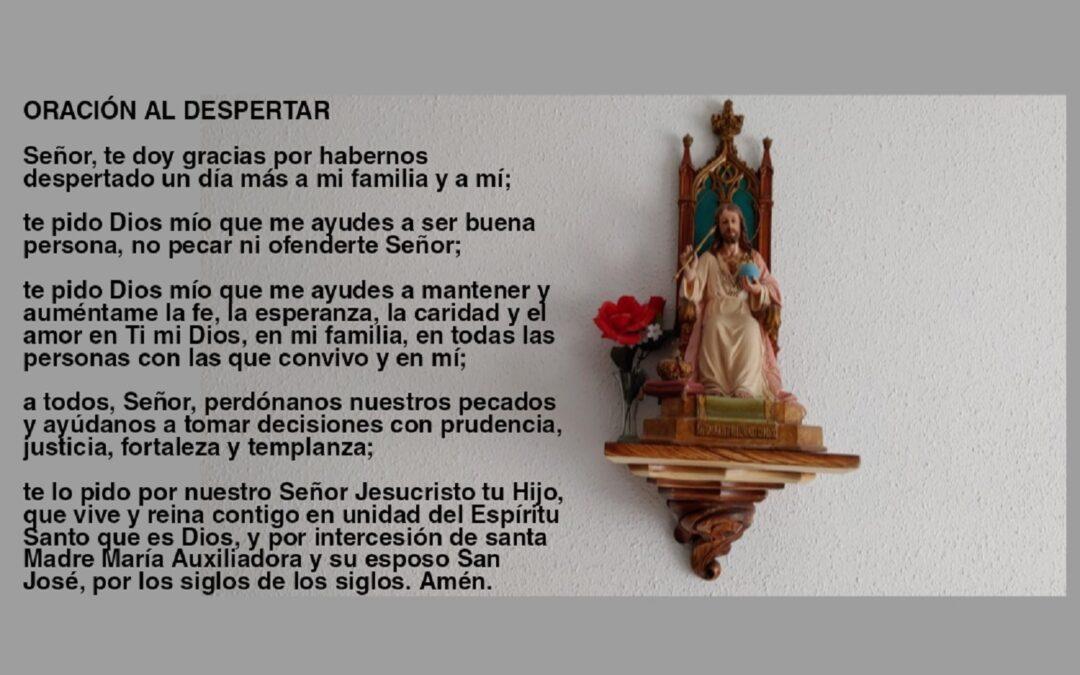 Oración Al Despertar